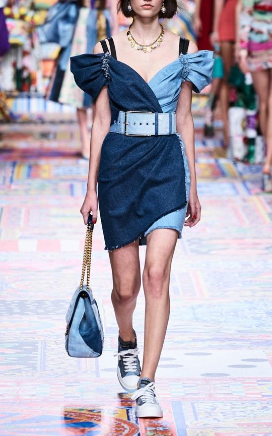 5 xu hướng thời trang Xuân - Hè 2021 đến từ các thương hiệu danh tiếng - Ảnh 4.