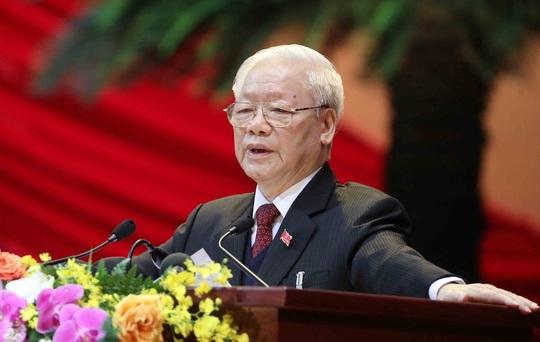 Nguyên thủ, lãnh đạo các nước chúc mừng Tổng Bí thư, Chủ tịch nước Nguyễn Phú Trọng - Ảnh 1.
