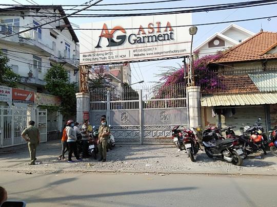 Vụ Công ty TNHH Asia Garment nợ 9 tỉ đồng tiền lương, BHXH: Lãnh đạo công ty từ chối tiếp các cơ quan chức năng - Ảnh 1.
