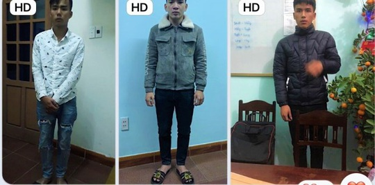 Quảng Bình: Ba thanh niên mang còng số 8 đi bắt giữ người, đánh nạn nhân nhập viện - Ảnh 1.