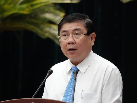 Chủ tịch Nguyễn Thành Phong nói về ca tái dương tính Covid-19 ở quận 3 - Ảnh 1.