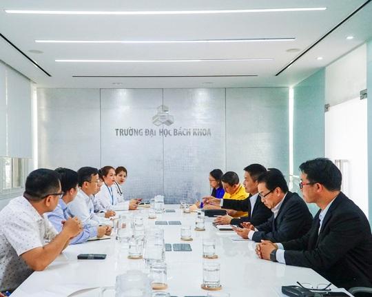 Vietravel Holdings và ĐH Bách Khoa TP HCM tăng cường hợp tác phát triển nguồn nhân lực - Ảnh 1.