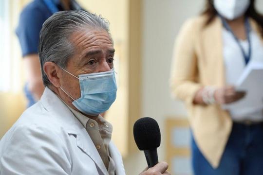 Chương trình tiêm vắc-xin Covid-19 hại 3 bộ trưởng y tế Mỹ Latin - Ảnh 1.