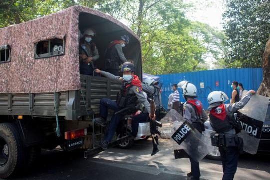 Nóng: Myanmar sa thải đại sứ cầu cứu Liên Hiệp Quốc - Ảnh 2.