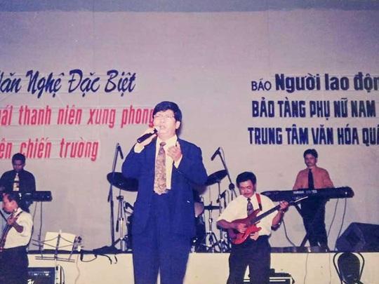 Mai Vàng nhân ái thăm nhạc sĩ Vũ Hoàng và NSND Lệ Thi - Ảnh 3.