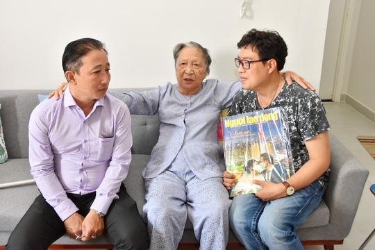 Mai Vàng nhân ái thăm nhạc sĩ Vũ Hoàng và NSND Lệ Thi - Ảnh 7.