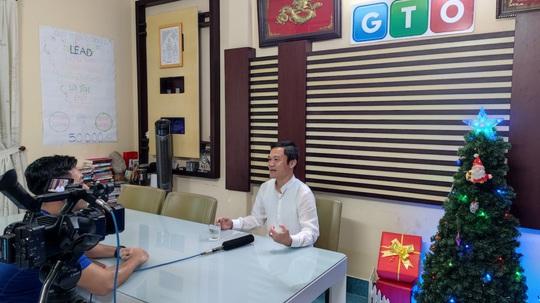 Chủ tịch GTO Media – Nguyễn Anh Tuấn và giải pháp truyền thông thời đại bình thường mới - Ảnh 1.