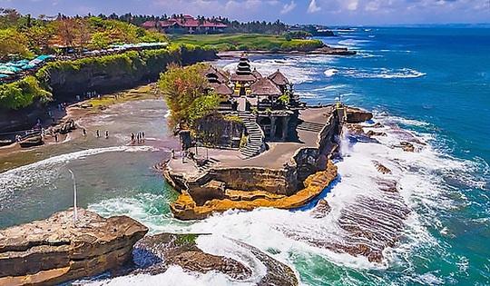 Bali hòn đảo thiên đường - Ảnh 6.
