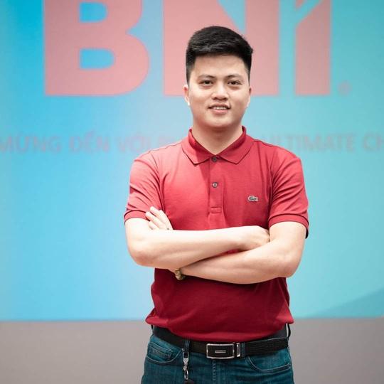 CEO Chu Quang Huy: Nếu có khó khăn, chỉ vì ta chưa làm - Ảnh 1.