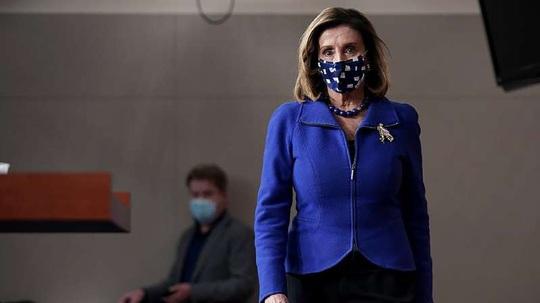 Đảng Cộng hòa đòi phạt bà Pelosi vì không tuân thủ quy định an ninh - Ảnh 1.