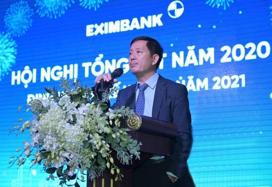 Eximbank vận hành mô hình mới, vượt qua khó khăn - Ảnh 1.