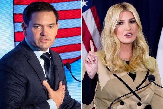 Ivanka - người đứng sau quyết định ân xá phút chót của ông Trump? - Ảnh 2.
