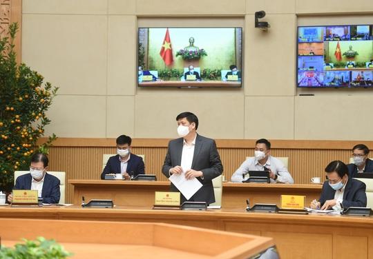 Thủ tướng đồng ý giãn cách xã hội một số khu vực ở TP HCM - Ảnh 3.
