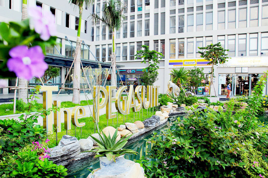 Dự án The Pegasuite: Trao sổ hồng cho cư dân chỉ sau hơn 1 năm bàn giao căn hộ - Ảnh 2.
