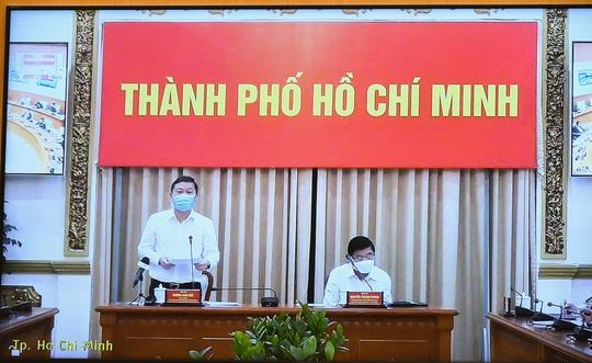 Thủ tướng đồng ý giãn cách xã hội một số khu vực ở TP HCM - Ảnh 4.