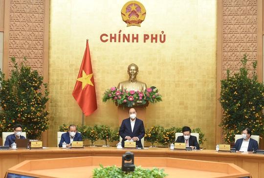 Thủ tướng đồng ý giãn cách xã hội một số khu vực ở TP HCM - Ảnh 7.