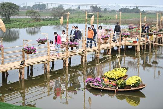 Home Hanoi Xuan 2021- nét duyên Tết nơi kinh kỳ đất Bắc - Ảnh 4.