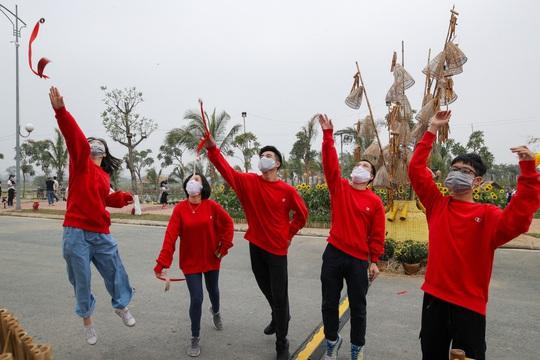 Home Hanoi Xuan 2021- nét duyên Tết nơi kinh kỳ đất Bắc - Ảnh 6.