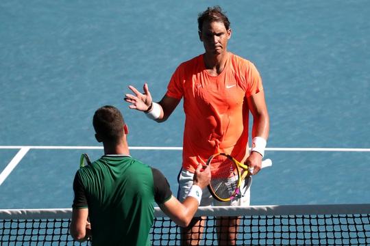 Nadal khởi đầu suôn sẻ trong hành trình phá kỷ lục Grand Slam - Ảnh 3.