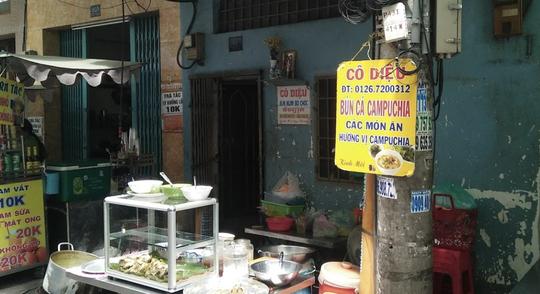 Bí quyết kéo khách của khu chợ Campuchia ở TP HCM - Ảnh 11.