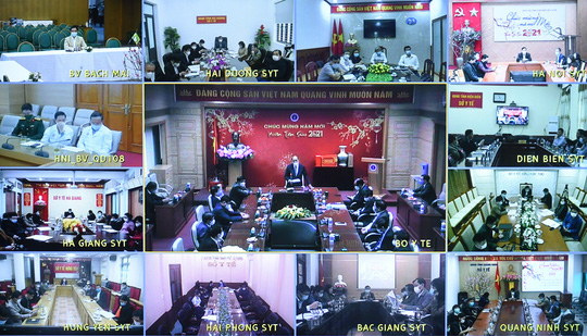 Thủ tướng Nguyễn Xuân Phúc: Trân quý tinh thần hy sinh của các chiến sĩ áo trắng - Ảnh 3.
