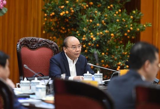 Thủ tướng chủ trì họp về tổ chức chính quyền đô thị tại TP HCM - Ảnh 1.