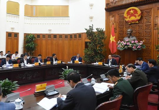 Thủ tướng chủ trì họp về tổ chức chính quyền đô thị tại TP HCM - Ảnh 2.