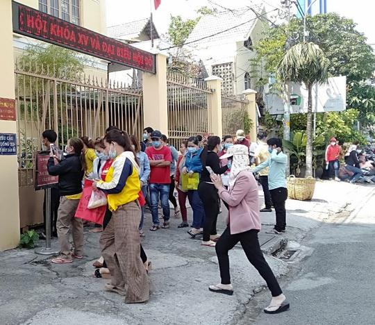 Công nhân Công ty TNHH Asia Garment khởi kiện đòi nợ BHXH - Ảnh 1.