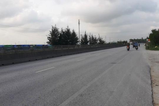 Công an Thanh Hóa thông tin việc chôn cất người bị tai nạn giao thông ngay trong đêm - Ảnh 1.