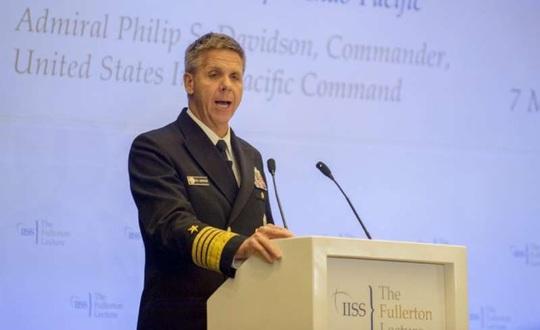 Tư lệnh Mỹ kêu gọi gia tăng ngân sách đối phó Trung Quốc - Ảnh 1.