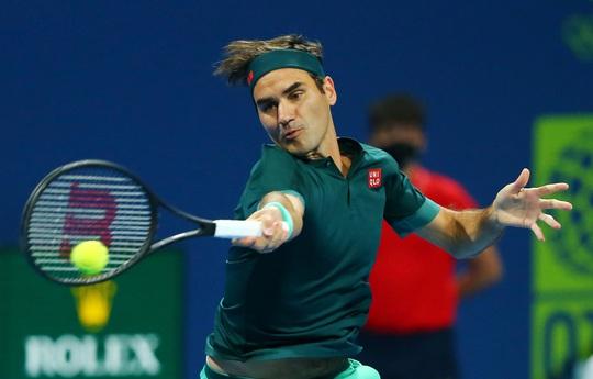 Federer thắng vất vả sau 405 ngày treo vợt - Ảnh 3.
