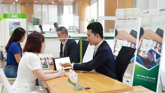 Vietcombank phân phối độc quyền bảo hiểm FWD Nâng tầm vị thế - Ảnh 1.