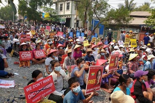 """Mỹ """"giáng đòn"""" trừng phạt con của lãnh đạo quân đội Myanmar - Ảnh 2."""