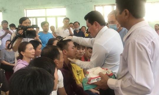 Rà soát, thu hồi số tiền 200 triệu đồng mời thần y Võ Hoàng Yên về chữa bệnh - Ảnh 1.