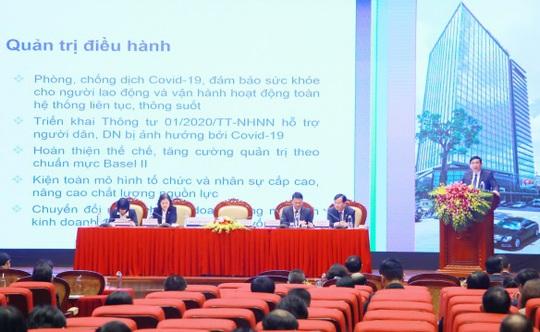 BIDV dự kiến lợi nhuận trước thuế hợp nhất 13.000 tỉ đồng - Ảnh 1.