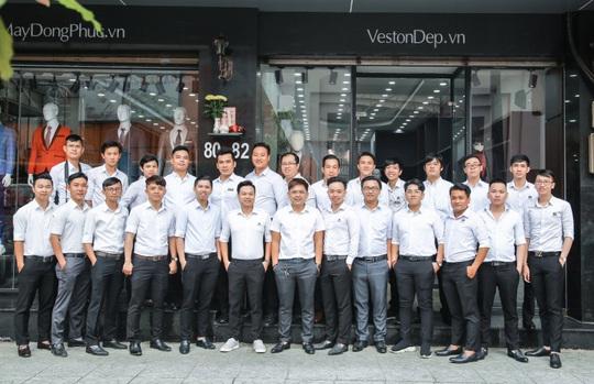 Mon Amie veston – địa điểm may suit hàng đầu tại TP HCM - Ảnh 4.