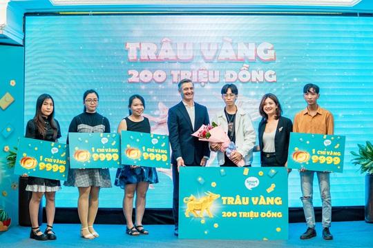 Ví điện tử SmartPay trao gần 700.000 giải thưởng với Đại tiệc lì xì SmartPay - Ảnh 1.