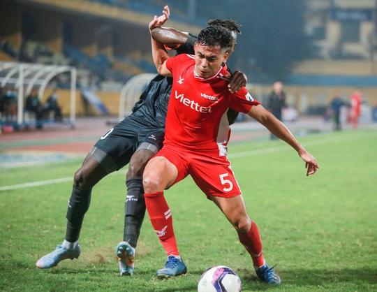 Ngọc Hải trở lại ghi bàn giúp CLB Viettel thắng đậm trước Bình Dương - Ảnh 6.