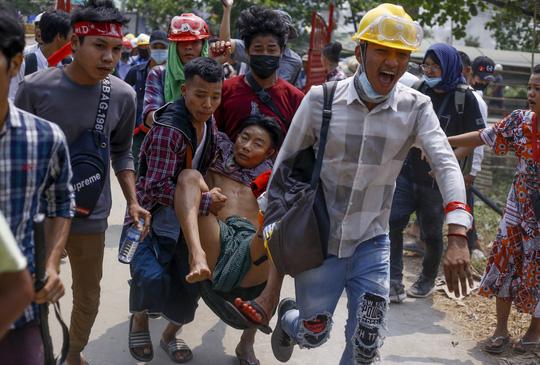 Thương vong tiếp diễn ở Myanmar - Ảnh 1.