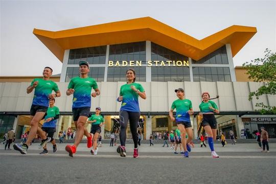 Tây Ninh thu hút cộng đồng runner với giải chạy BaDen Mountain Marathon 2021 - Ảnh 1.