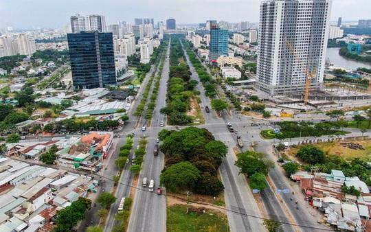 TP HCM lên lộ trình chuyển huyện Hóc Môn, Bình Chánh, Nhà Bè thành quận trước năm 2025 - Ảnh 1.