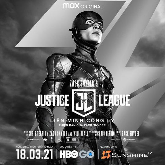 9 điều bất ngờ về bom tấn điện ảnh Zack Snyder's Justice League chiếu trên Sunshine TV - Ảnh 3.