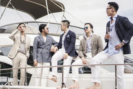 Top 4 nhà may vest doanh nhân hàng đầu tại TP HCM - Ảnh 9.