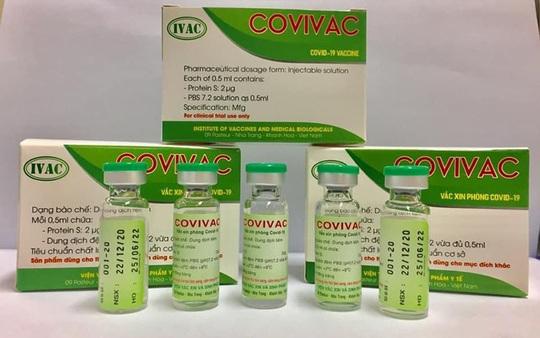 Người tình nguyện thử nghiệm vắc-xin Covivac được mua bảo hiểm 40 tỉ đồng - Ảnh 4.