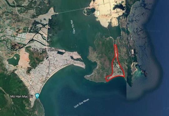 Bình Định điều chỉnh quy hoạch siêu dự án du lịch 3.500 tỉ đồng - Ảnh 1.