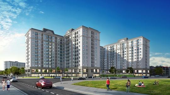 Một dự án đô thị của FLC tại Nam Từ Liêm cháy hàng căn hộ chung cư cao cấp - Ảnh 1.