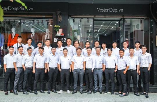 CEO Mon Amie - hành trình khởi nghiệp từ nhà may gia đình - Ảnh 2.
