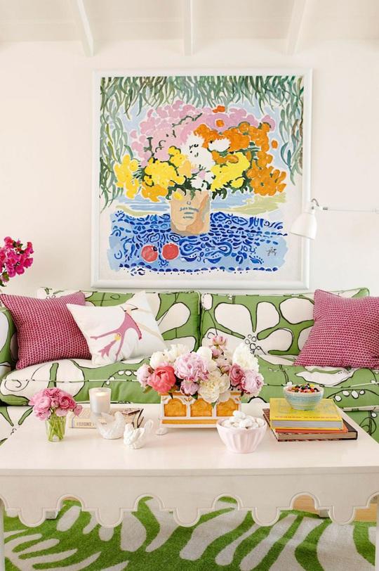Những ý tưởng đơn giản trang trí ngôi nhà đón mùa hè oi bức - Ảnh 2.