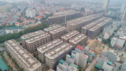 Bất động sản tại Thủ đô thu hút nhà đầu tư - Ảnh 2.