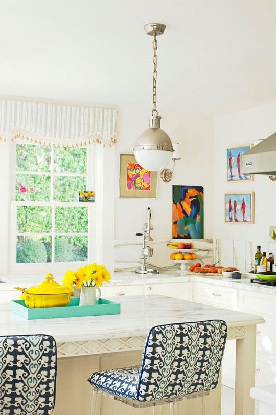 Những ý tưởng đơn giản trang trí ngôi nhà đón mùa hè oi bức - Ảnh 3.